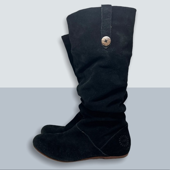 UGG Highkoo II Slouched Suede Boots